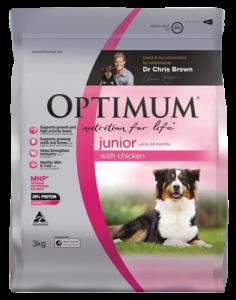 Optimum Dog Food Coles